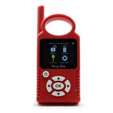 Handy Baby Hand-held Car Transponder Key Copy Auto Key Programmer for 4D 46 48 Chips English Language