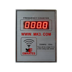 MK3 Remote Tester Radio Frequency