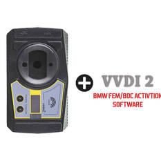 Xhorse VVDI2 Special Software Package Device Plus FREE BMW FEM Software Activation Free Express Shipping