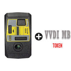 VVDI MB Device Plus FREE 1 Year 10 Daily Tokens Subscription Free Express Shipping