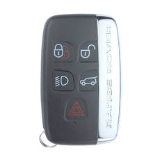 Range Rover Smart Remote Key Shell 2014 5 Buttons