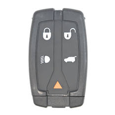 Land Rover Discovery 2009 Smart Remote Key 5 Button 433MHz With Blade