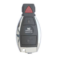 Mercedes Benz BE Remote 3 Buttons 2+1 Panic 315MHz