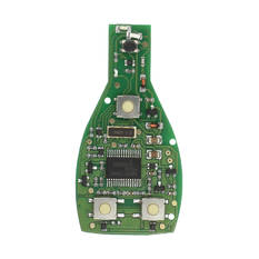 Mercedes BE BGA Remote Key PCB 3+1 Button 315MHz