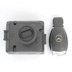Mercedes 216 EZS with Keyless Remote Key 433MHz Used