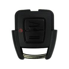 Opel Remote Key Shell 2 Buttons