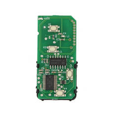 Toyota Aftermarket Smart Key PCB 4 Buttons 315MHz