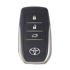 Toyota Land Cruiser Genuine Smart Key 2016 3 Buttons  433MHz 89904-60K80 For Russian Market