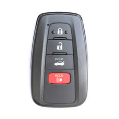 Toyota Camry Genuine Smart Key Remote 2018 4 Buttons 315MHz 89904-06220