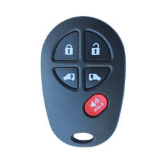 Xhorse VVDI Key Tool VVDI2 Wire Remote Key 5 Button XKTO08EN