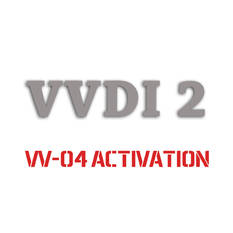 VVDI2 96bit ID48 Complete Cloning Service Activation (VV-04) For Golf 7 Plus Free VAG MQB Immobilizer (VV-05)