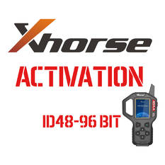 VVDI Key Tool ID48-96 Bit Activation