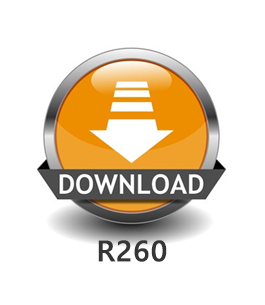 R260 LATEST SOFTWARE DOWNLOAD