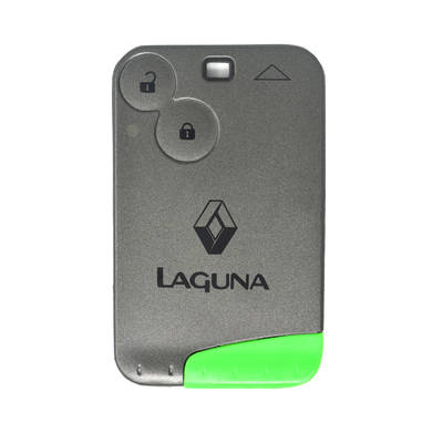 Renault Laguna 2 Key Card 2 Button ID47 433MHz High Quality type
