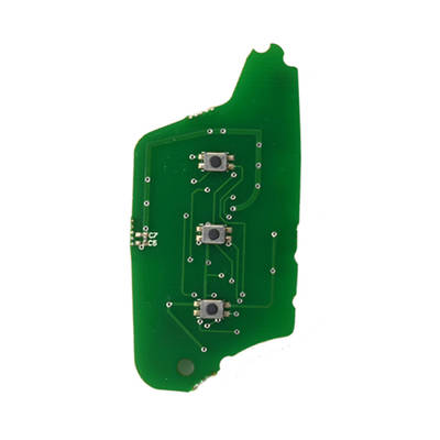 Renault Aftermarket Remote Board 3 Buttons