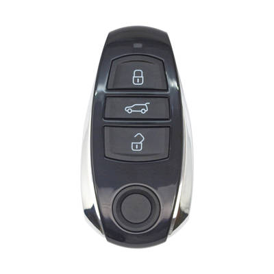 VW Touareg Smart Key Shell 3 Buttons Includes Emergency key