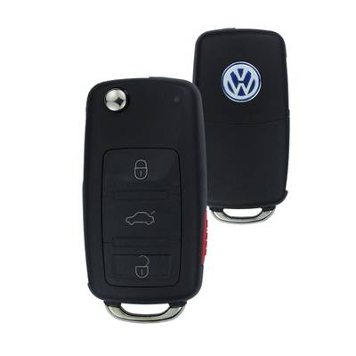 VW Touareg Flip Remote 315MHz 4 Button
