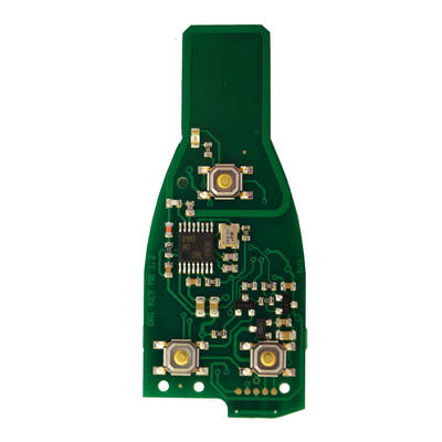 Abrites Mercedes Benz PCB TA12 3 Button 433MHz