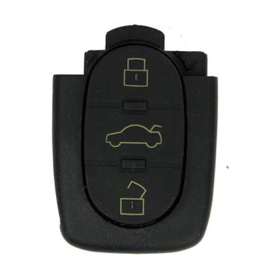 Audi Remote Shell 3 Button