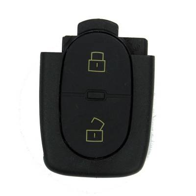 Audi Remote Shell 2 Button with Big Battery Holder