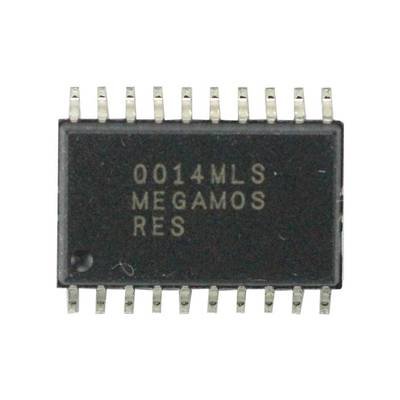 VW Dash Megamos Immo Key IC for repair
