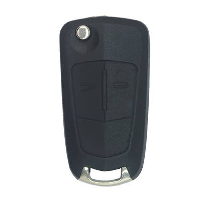 Chevrolet Captiva Flip Remote Key Shell 3 Buttons DW05 Blade