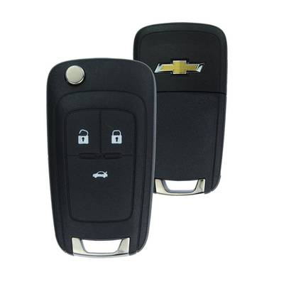 Chevrolet Cruze Genuine Proximity Flip Remote key 3 Button 433MHz 13504276