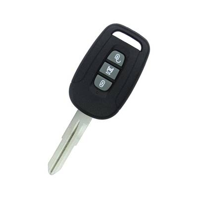 Chevrolet Captiva Remote Key 3 Button 433MHz