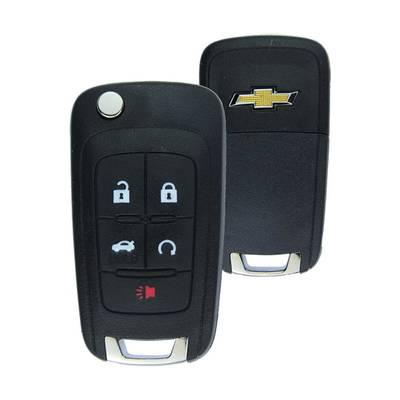 Chevrolet Malibu Proximity Remote Key 433MHz 5 Button 5912546