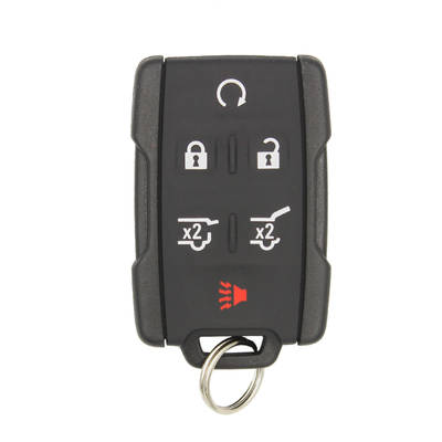 Chevrolet Genuine Remote 2015 6 Buttons 433MHz 22859388