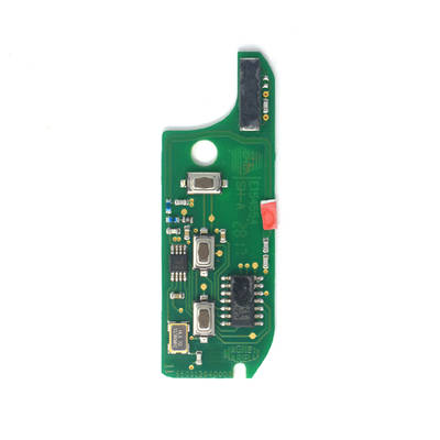 Iveco Original PCB Board 3 Buttons 434MHz PCF7946 Transponder