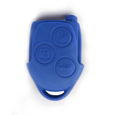 Ford Transit Blue Original Remote 3 Buttons 433MHz