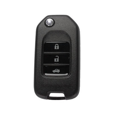 Honda Flip Remote Shell 3 Button