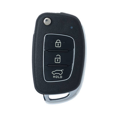 Hyundai Flip Remote Shell 3 Buttons HYN14R New Type