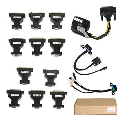 VVDI MB Mercedes Benz ECU Renew Cables Adapters Kit