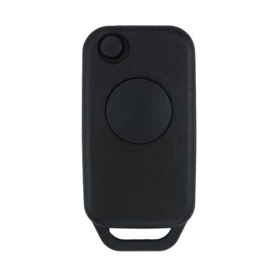 Mercedes One Button Flip Remote Shell HU39 Blade