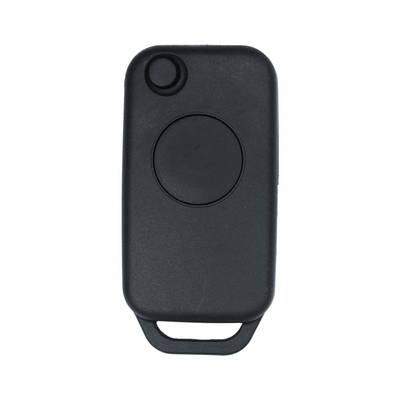 Mercedes One Button Flip Remote Shell HU64 Blade