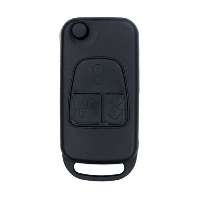Mercedes Flip Remote Shell HU64 Blade ML 3 Button