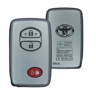 Toyota Land Cruiser Genuine Smart Key 2009 433MHz 89904-60792