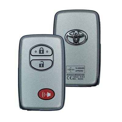 Toyota Land Cruiser Genuine Smart Key 2008 433MHz 89904-60220