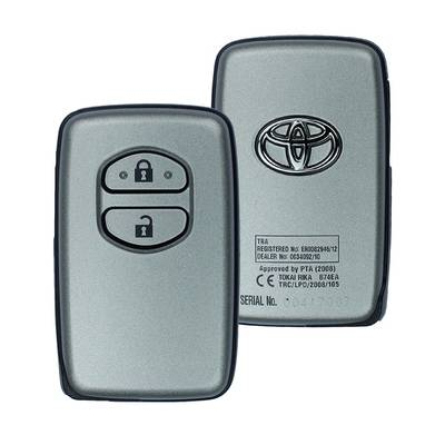 Toyota Prado Genuine Smart Key 2010 433MHz 2 Button 89904-60752