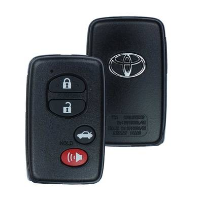 Toyota Avalon Genuine Key 2011 4 Button 433MHz 89904-07071