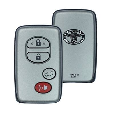 Toyota Genuine Smart Key Remote 4 Button 315MHz 89904-48B70