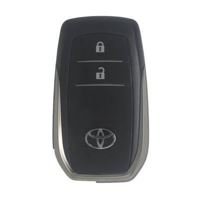 Toyota Land Cruiser Smart Key 2016 Rusian Market