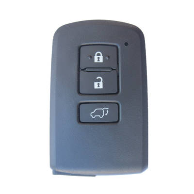 Toyota Land Cruiser Genuine Smart Keys Remote 2016 3 Button 315MHz 89904-48F21 For Japanese Market