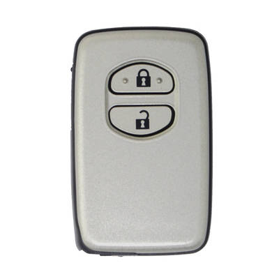 Toyota Land Cruise Genuine Smart Key 2014 2 Buttons 