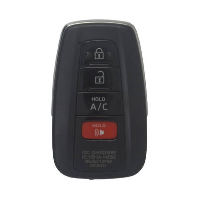 Toyota Prius Genuine Smart Key Remote 2017 4 Buttons 433MHz 89904-47460