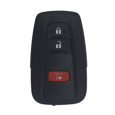 Toyota CHR Genuine Smart Key Remote 2018 3 Buttons 