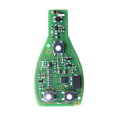 Xhorse VVDI MB Mercedes Benz BE PCB 4 Button 315MHz - 433MHz