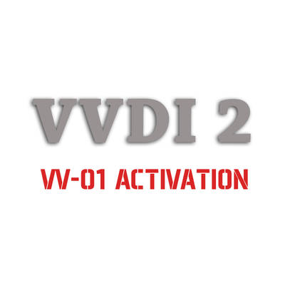 VVDI2 VAG 4th immobilizer Software (VV-01)